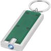 Werbeartikel LED Schlüssellicht - Schlüssellicht intransparentgrün