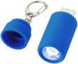 Werbeartikel Schlüsselleuchte USB blau