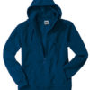 Mikro Fleece Zip Hooded Jacket - navy