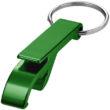 Werbemittel Schlüsselanhänger mit Flaschenöffner - in grün