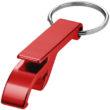 Werbemittel Schlüsselanhänger mit Flaschenöffner - in rot