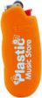 Werbeartikel Feuerzeug BiC Squeeze - BiC Squeeze inorange