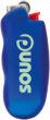 Werbeartikel Feuerzeug BiC Squeeze - BiC Squeeze inblau