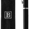 Kugelschreiber mit Samtbeutel