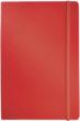 Werbeartikel Notizbuch DIN A5 - Notizbuchin rot