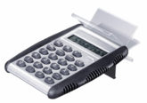 Taschenrechner mit Klappdisplay