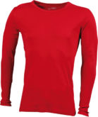 Herrenshirt Long-Sleeved