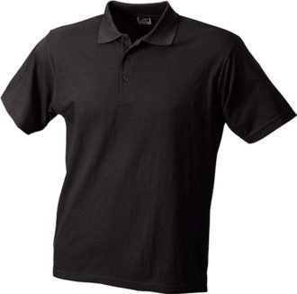 Poloshirts Worker - black