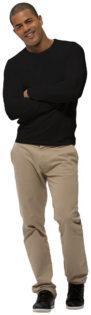 Curve T Shirt - getragen