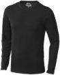 Curve T Shirt  langärmlig - schwarz
