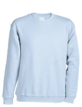 Sweatshirt Heavy James Nicholson - lightblue