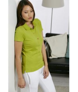 Werbetextilien Ladies Tight Fit Polo Vintage