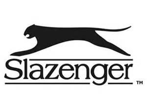 Backhand Polo Slazenger Damen - grau