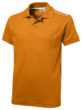 Backhand Polo Slazenger - ...in orange/weiß