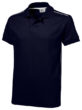 Backhand Polo Slazenger - ...in navy/weiß