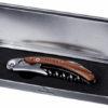 Kellnermesser in Metallbox
