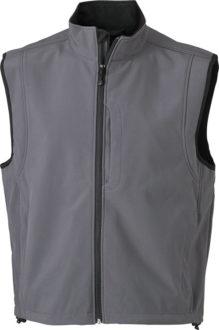 Werbeartikel BoWerbeartikel Bodywarmer Mens Softshell Vest