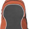 Boomerang Rucksack Centrixx - ...in schwarz/rot