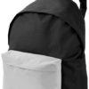Urban Rucksack - schwarz/weiß