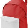 Urban Rucksack - rot/weiß