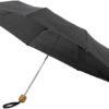 Mini Schirm Centrixx - schwarz