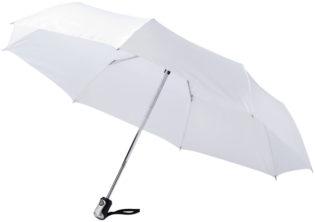 Taschenschirm Centrixx - weiß