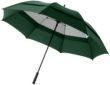 Schirm Windproof Slazenger - grün/weiß