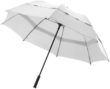 Schirm Windproof Slazenger - silberfarben/weiß