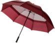 Schirm Windproof Slazenger - dunkelrot