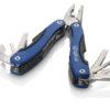 Multifunktionswerkzeug 11 Funktionen - blau
