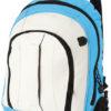 Ihre Werbung auf Arizona Rucksack - weiß/aqua