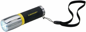 Taschenlampe DUNLOP LED