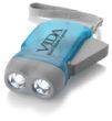 Dynamo Taschenlampe - blau