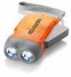Dynamo Taschenlampe - orange