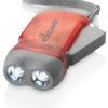 Dynamo Taschenlampe - rot