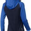 Softshelljacken Damen Ladies Hooded - navy/himmelblau