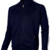 Court Full Zip Sweater Slazenger - Court Full Zip Sweaterin navy/weiß