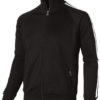Court Full Zip Sweater Slazenger - ...in schwarz/weiß