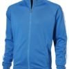Court Full Zip Sweater Slazenger - himmelblau/weiß