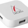 Werbegeschenk USB HUB Connex Square