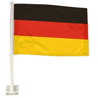 Deutschland Fanartikel Autofahne