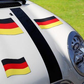 Automagnet Deutschland Flagge