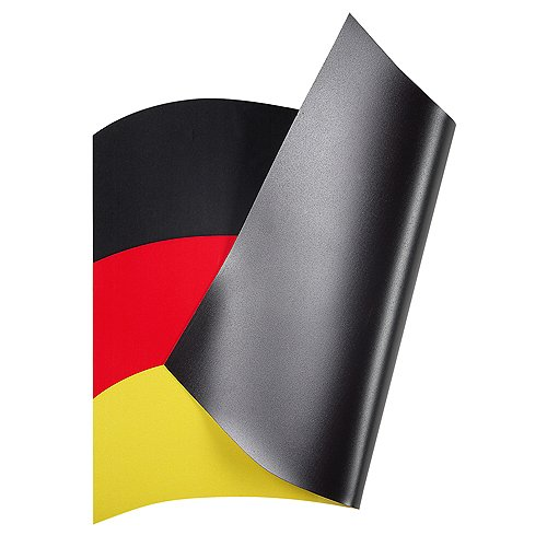 Deutschlandflagge Automagnet
