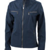 Damen Softshelljacke Tailord James and Nicholson - navy