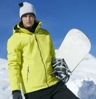 Wintersport Jacket Men James and Nicholson