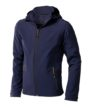 Elevate Langley Softshell Jacke - navy