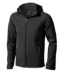 Elevate Langley Softshell Jacke - anthrazit