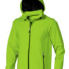 Elevate Langley Softshell Jacke - apfelgrün