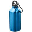 Trinkflasche - apfelgrün/schwarz