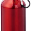 Trinkflasche - rot/schwarz
